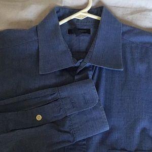 Burberry beautiful solid shirt worn twice!